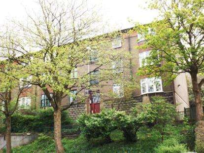 2 Bedrooms Flat for sale in Dorchester Avenue, Kelvindale