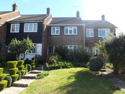 3 Bedrooms Terraced House for sale in Brentwood, Essex