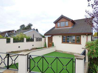 3 Bedrooms Detached House for sale in Helm Close, Burnley, Lancashire