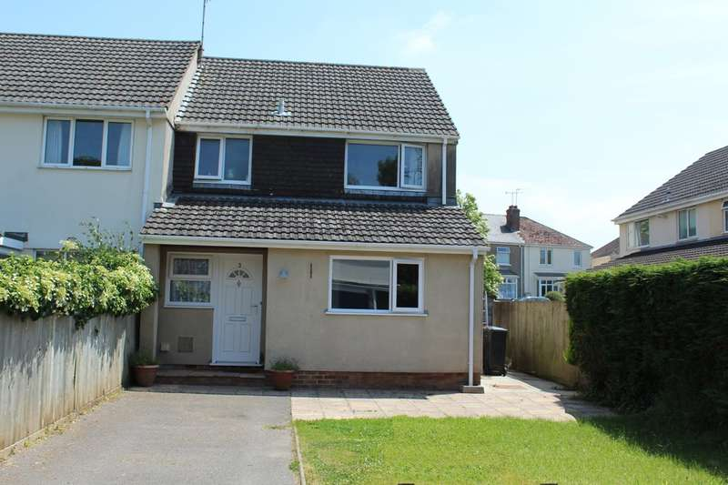 3 Bedrooms End Of Terrace House for sale in Archery Close, Kingsbridge
