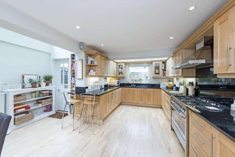 5 Bedrooms Terraced House for sale in Kelmscott Road, Battersea, London