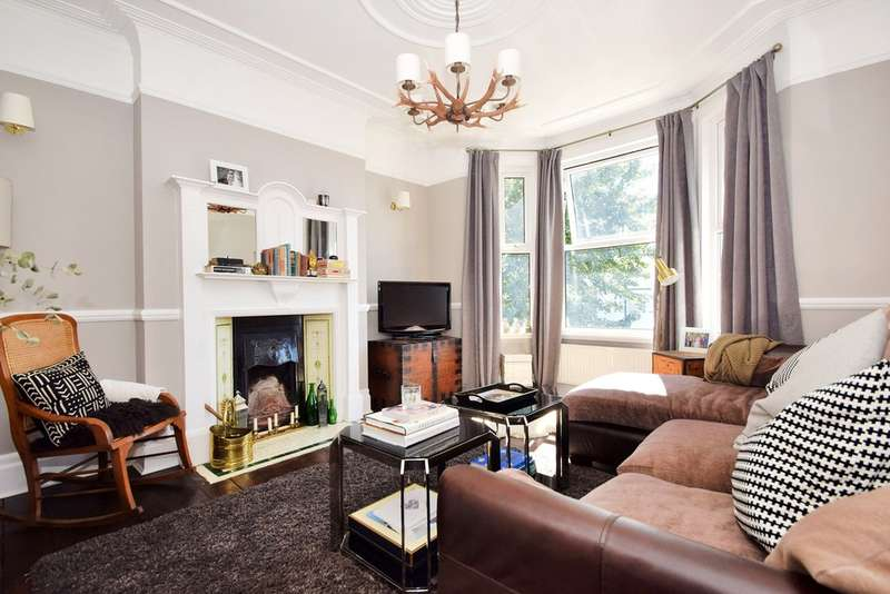 3 Bedrooms Maisonette Flat for sale in Wrottesley Road, Willesden Junction NW10