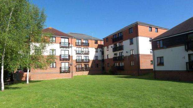 2 Bedrooms Apartment Flat for sale in Millers Court, The Causeway, Caversham