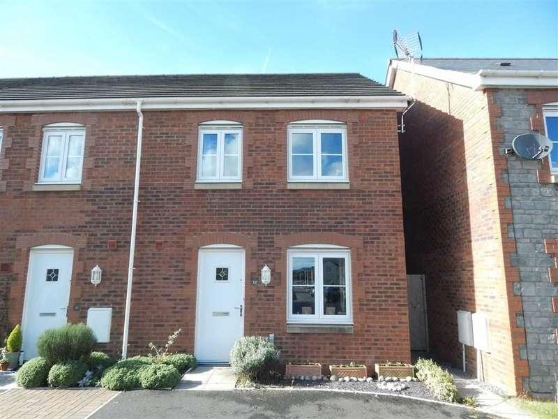 3 Bedrooms Property for sale in Heol Gruffydd, Pontypridd, Rhondda Cynon Taff