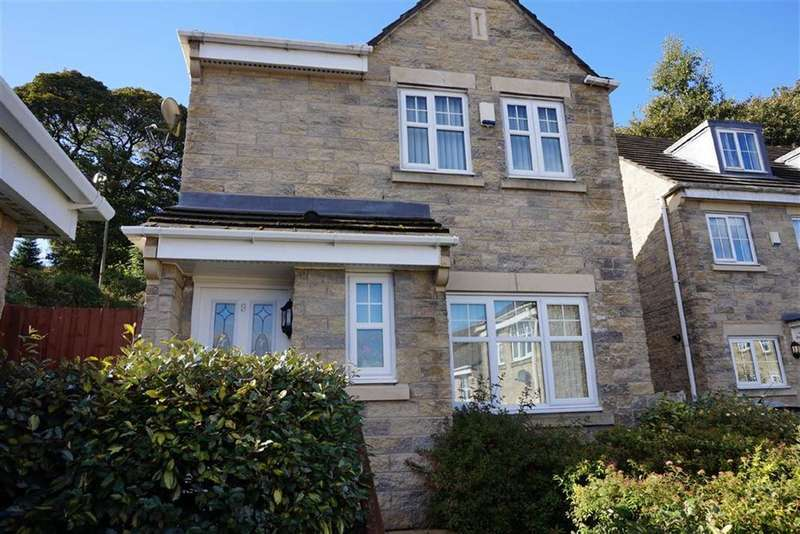 3 Bedrooms Property for sale in Weavers Mews, Darwen, Lancashire