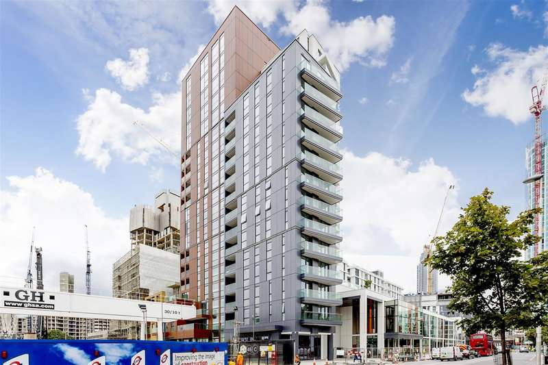 3 Bedrooms Flat for sale in Pinto Tower, Nine Elms Point, 4 Hebden Place, Nine Elms, SW8
