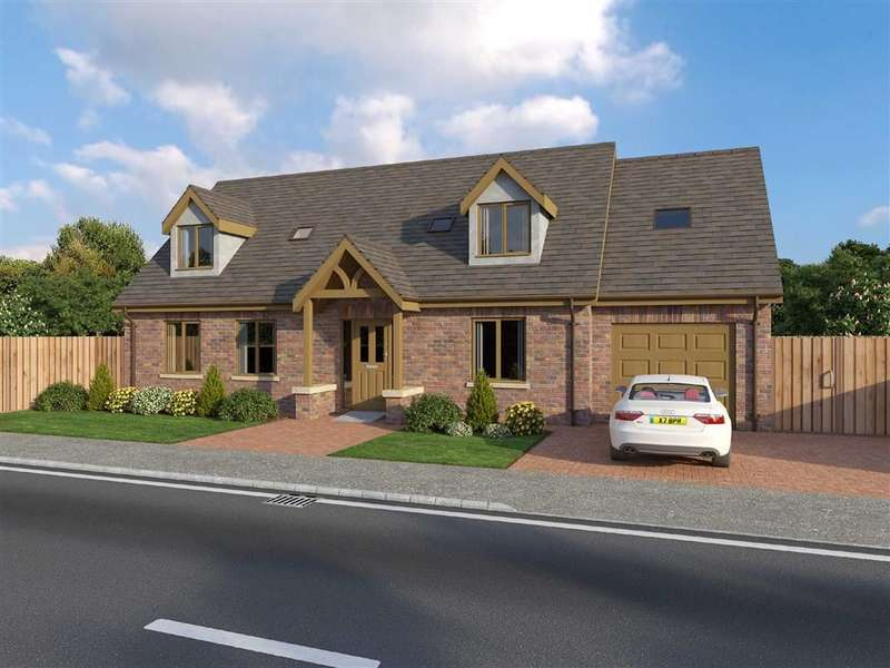 4 Bedrooms Detached House for sale in Glanfryn Court, Heol Cwmmawr, Drefach, Nr Cross Hands