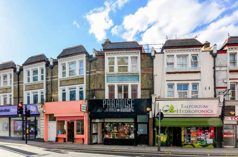 2 Bedrooms Flat for sale in Rye Lane, Peckham, SE15