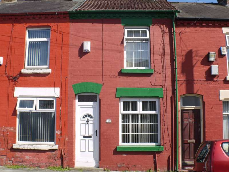 2 Bedrooms Terraced House for sale in Colville Street, Liverpool, L15