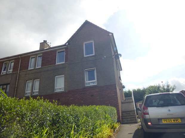 3 Bedrooms Apartment Flat for sale in Monkland Street, Gartlea, Airdrie, ML6