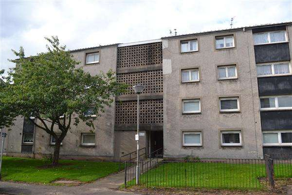 1 Bedroom Flat for sale in Mill Court, Rutherglen, Glasgow
