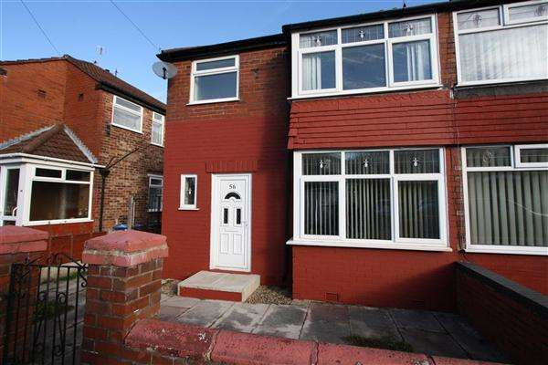 3 Bedrooms Semi Detached House for sale in Downham Crescent, Prestwich