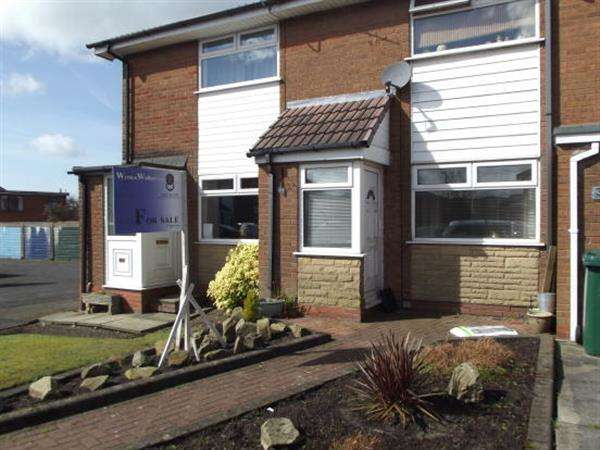 2 Bedrooms Terraced House for sale in Daisy Hill Drive, Adlington, Chorley