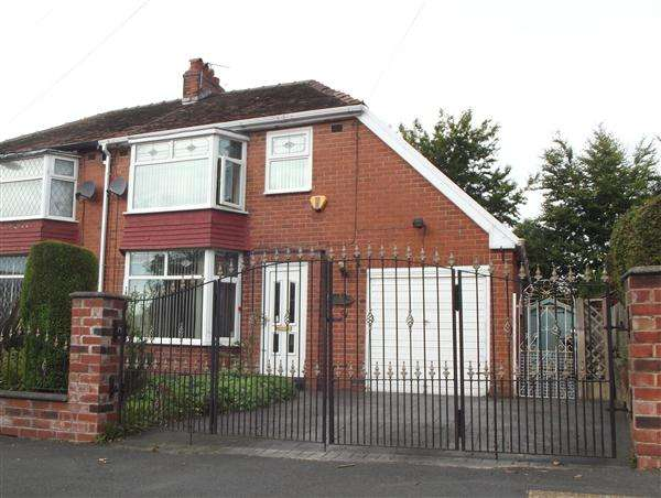 1 Bedroom Semi Detached House for sale in Claypool Road, Horwich, Horwich