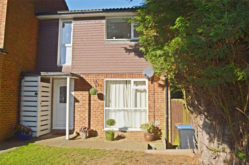 3 Bedrooms End Of Terrace House for sale in Nursery Gardens, Welwyn Garden City, Herts