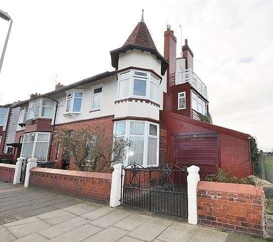 6 Bedrooms House for sale in 'Parkview' Sandcliffe Road, Wallasey