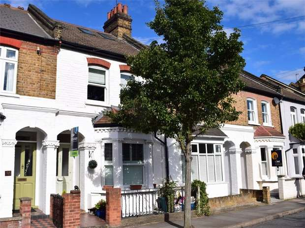4 Bedrooms Terraced House for sale in Amyand Park Road, St Margarets, Twickenham