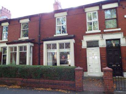 3 Bedrooms Terraced House for sale in Watling Street Road, Fulwood, Preston, Lancashire