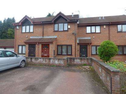 2 Bedrooms Terraced House for sale in Alvanley Close, Sale, Manchester, Greater Manchester