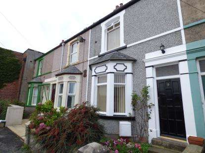 2 Bedrooms Terraced House for sale in Ty Gwyrdd Terrace, Conwy, North Wales, LL32