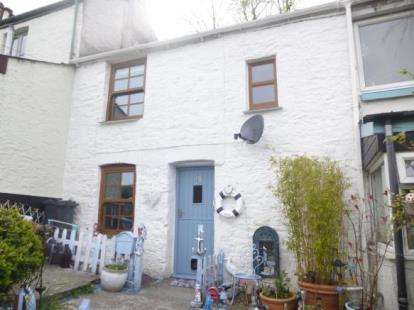 1 Bedroom Terraced House for sale in Gunnislake, Cornwall, England