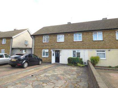 2 Bedrooms Maisonette Flat for sale in South Hornchurch