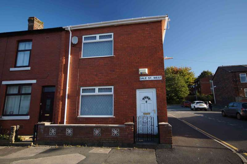 3 Bedrooms End Of Terrace House for sale in Dale Street West, Horwich, Bolton