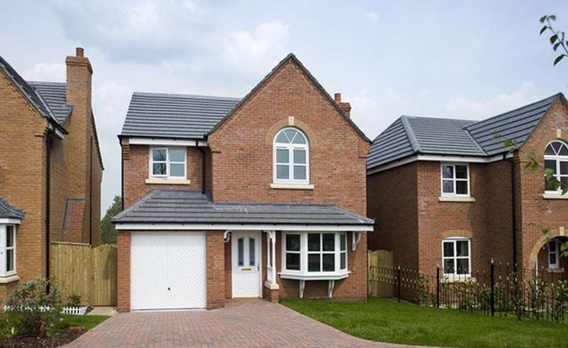 4 Bedrooms Detached House for sale in 'The Appleton' at The Forge, Brades Rise, Oldbury, B69