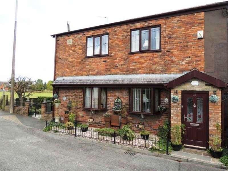 3 Bedrooms Property for sale in Lumb Lane, Littlemoss, Manchester