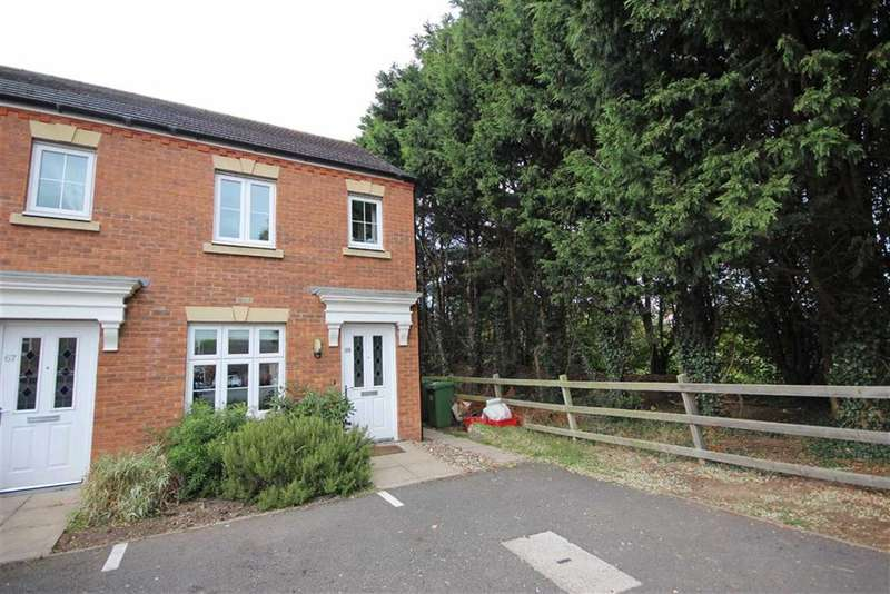 2 Bedrooms Property for sale in Brembridge Close, Barford, Warwick, CV35