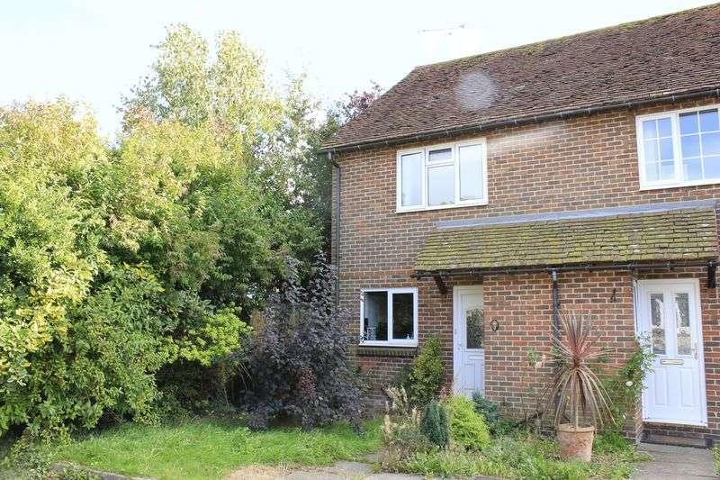 2 Bedrooms Semi Detached House for sale in Priors Acre, Boxgrove, Chichester PO18