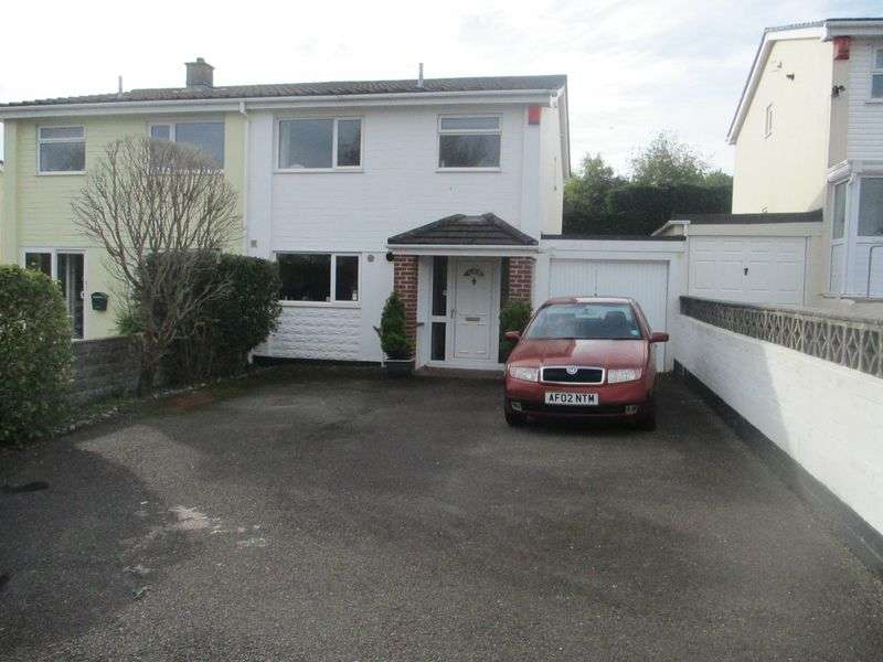 3 Bedrooms Semi Detached House for sale in Cormorant Drive, St. Austell