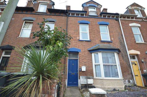 1 Bedroom Flat for sale in Church Road, St. Thomas, Exeter, Devon