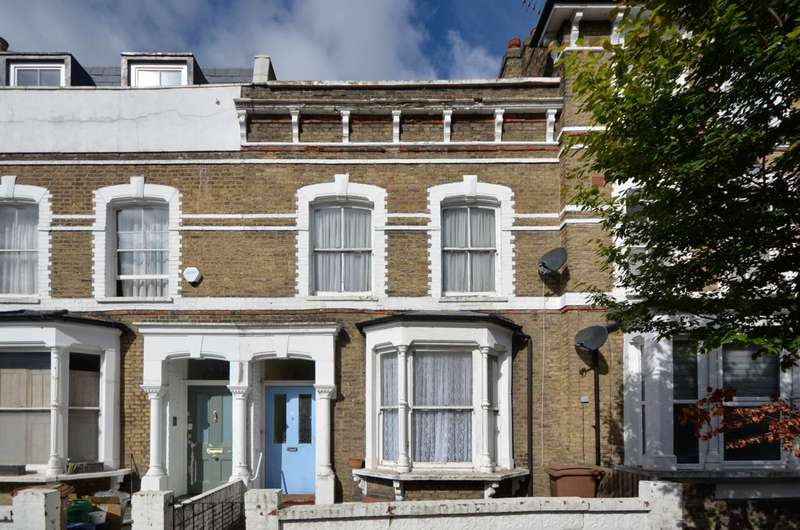 3 Bedrooms House for sale in Darville Road, Stoke Newington, N16