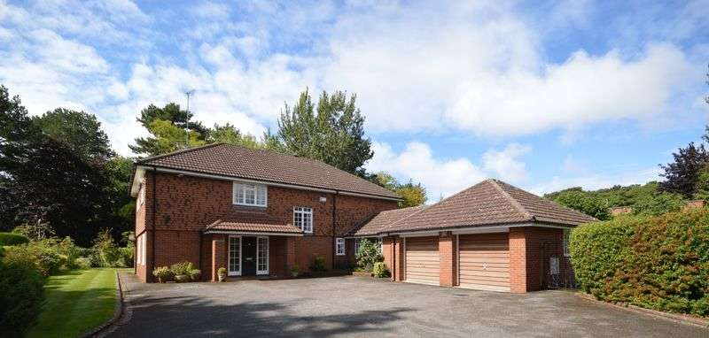 4 Bedrooms Detached House for sale in Caldy Chase Drive, Caldy