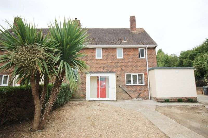 4 Bedrooms Semi Detached House for sale in Covey Hall Road, Snodland