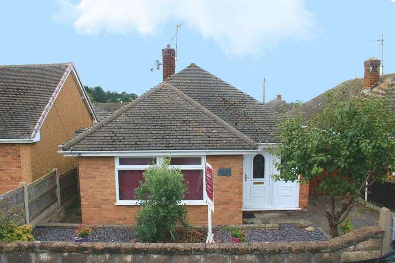 2 Bedrooms Detached Bungalow for sale in Merton Place, Rhyl