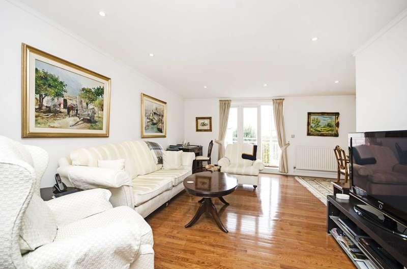 2 Bedrooms Flat for sale in Warrington Gardens, Little Venice, W9
