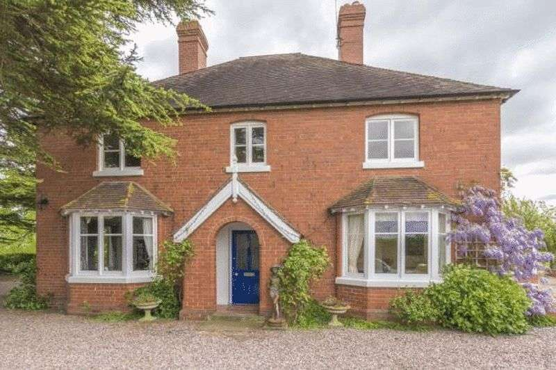 4 Bedrooms Detached House for sale in Sheinton Road, Cressage, Shrewsbury