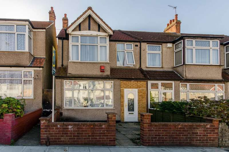 3 Bedrooms House for sale in Northborough Road, Norbury, SW16