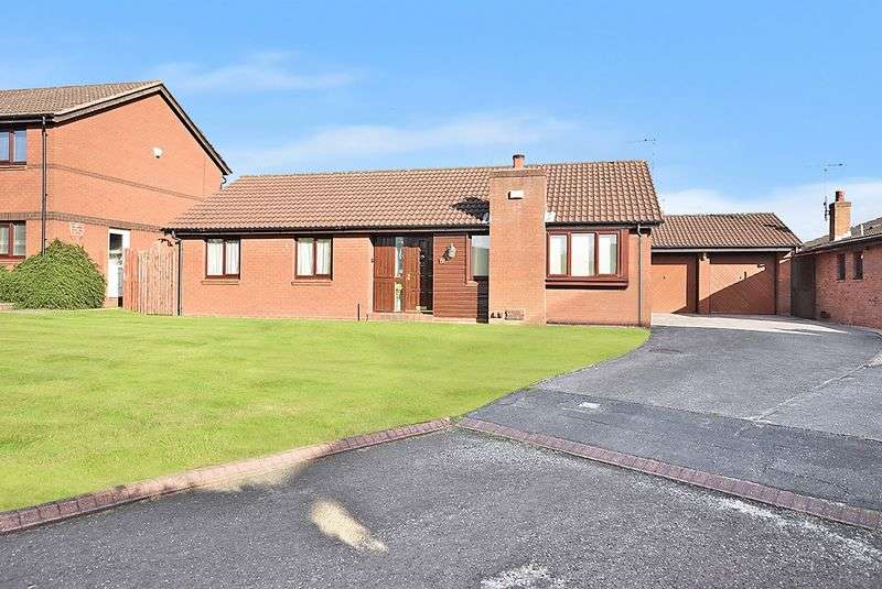 3 Bedrooms Detached Bungalow for sale in Newland Close, Widnes