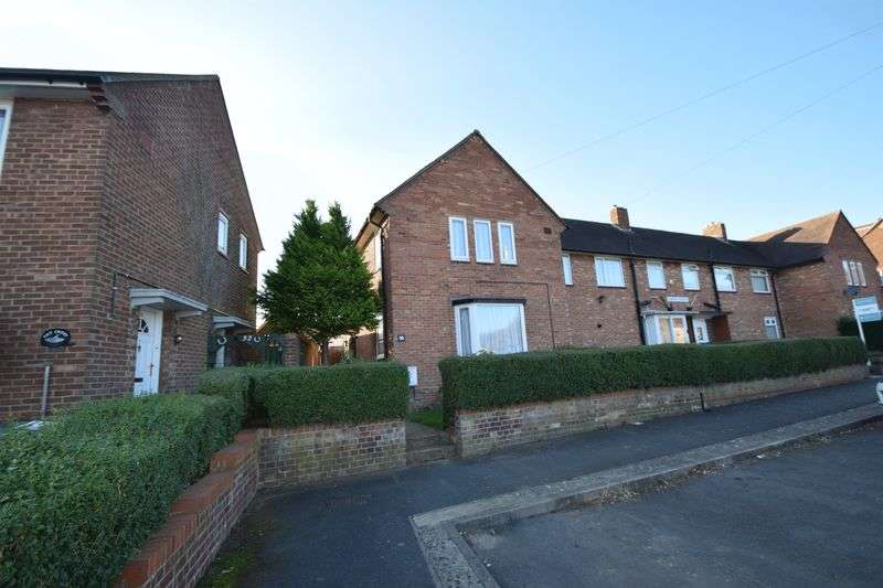 3 Bedrooms Terraced House for sale in Cowridge Crescent, Luton