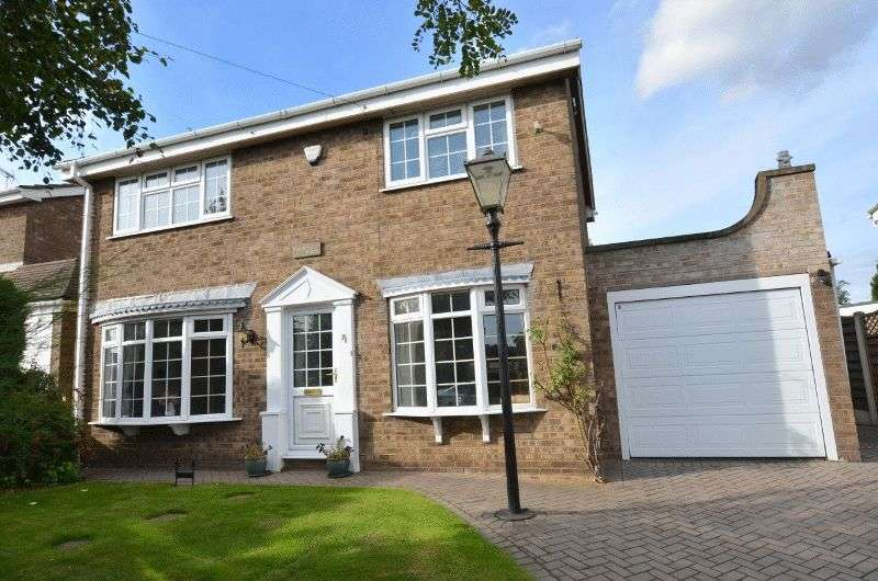 4 Bedrooms Detached House for sale in Timberland, Bottesford, Scunthorpe