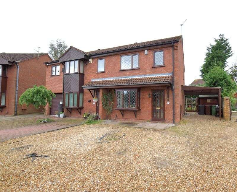3 Bedrooms Semi Detached House for sale in Winthorpe Grove, Doddington Park, Lincoln