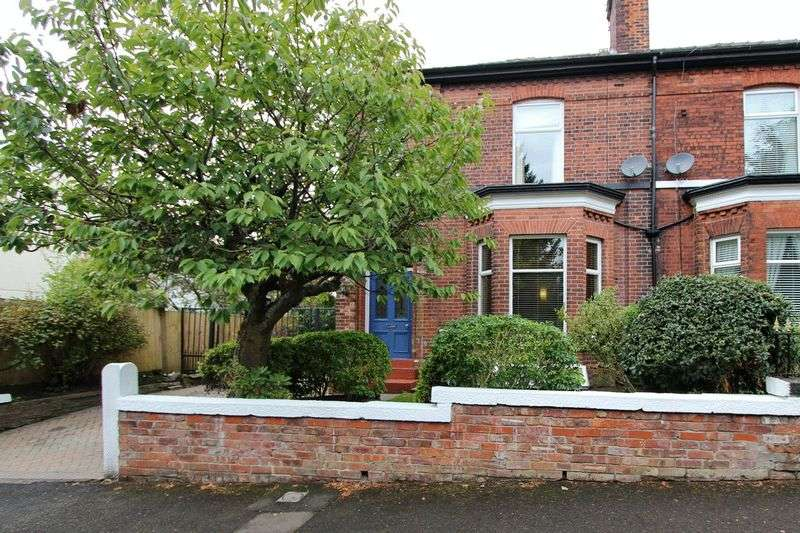5 Bedrooms Semi Detached House for sale in Guest Road, Prestwich, Manchester