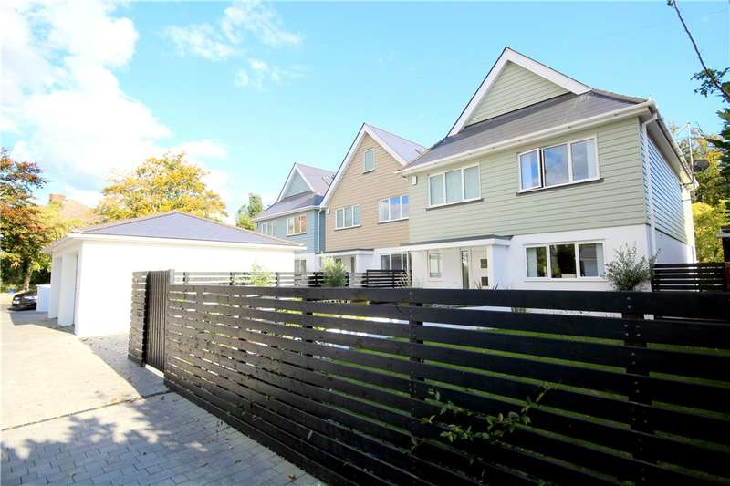 4 Bedrooms Detached House for sale in Harbour View Road, Lower Parkstone, Poole, BH14