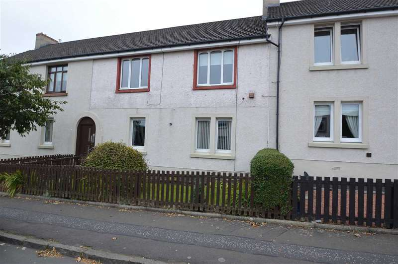 2 Bedrooms Apartment Flat for sale in Bentfoot Road, Overtown, Wishaw