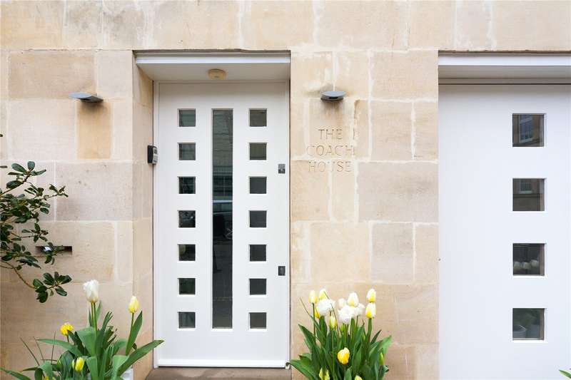 1 Bedroom Mews House for sale in Pulteney Mews, Bath, BA2