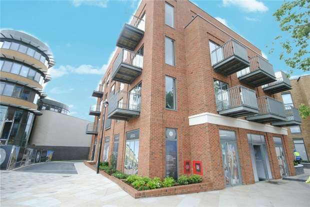 2 Bedrooms Flat for sale in Brewery Lane, Twickenham