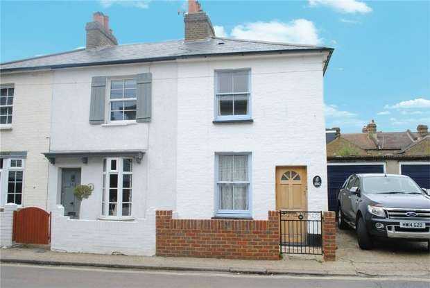 2 Bedrooms End Of Terrace House for sale in Colne Road, Twickenham